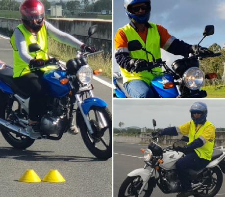 QRide in Mackay Motorcycle Training. Learn2Ride with Brett Hoskin the Mackay Region's Premier Local QRide Motorcycle School. Time to be a top rider.