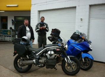 Skills formotorcycle  touring in your Qride training course.