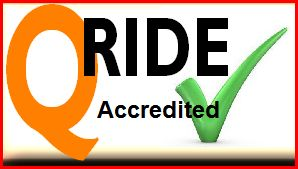 Q ride accredited Service Provider and rider trainer www.learn2ride.net.au